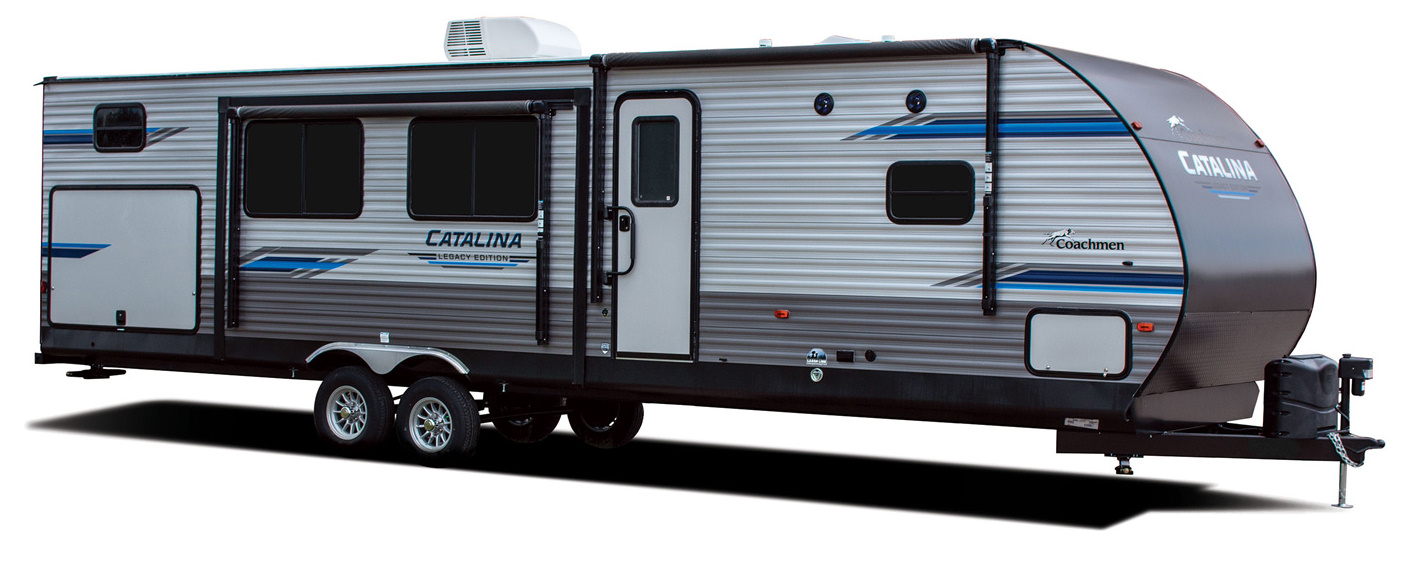 Catalina Legacy Edition by Coachmen RV