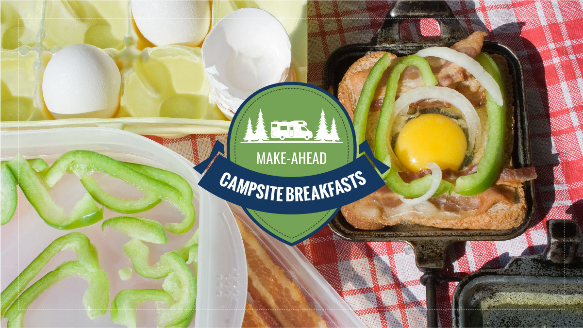 Make-ahead Campsite Breakfasts