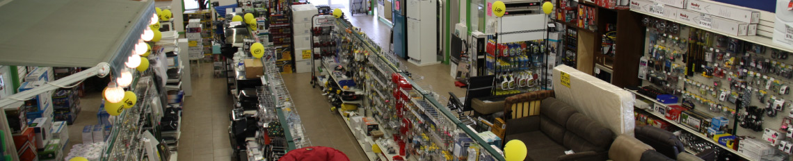 3000 Sq. Ft. Parts & Accessories Store