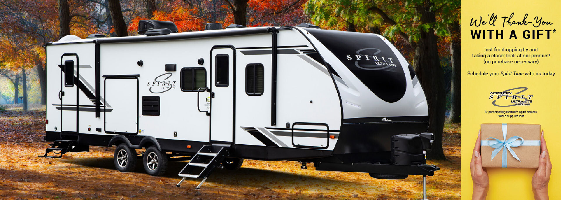 Northern Spirit Travel Trailer