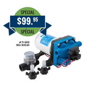 Aquapro Water Pump